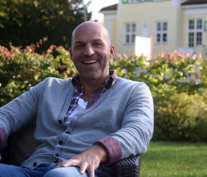 Stefan Schnoor im Gespräch mit BLOG-TRIFFT-BALL