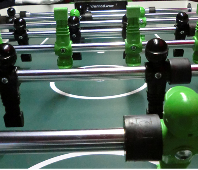 Tischfußball: Vom Kneipenspiel zum Sportevent