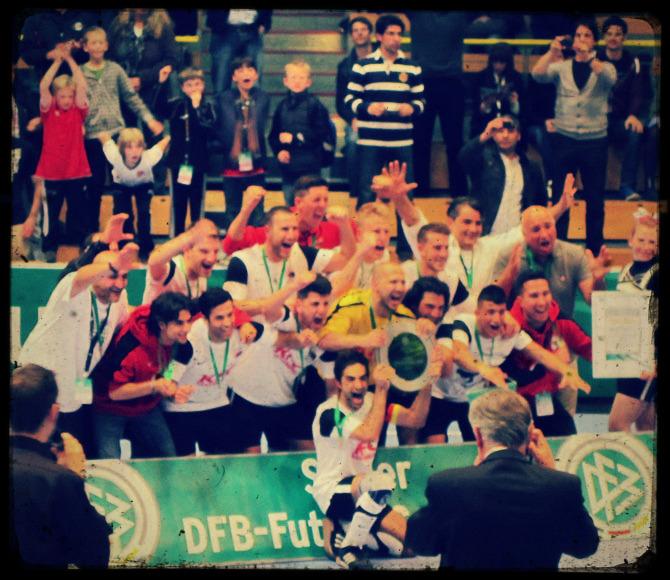 Die Panthers sind Deutscher Meister!