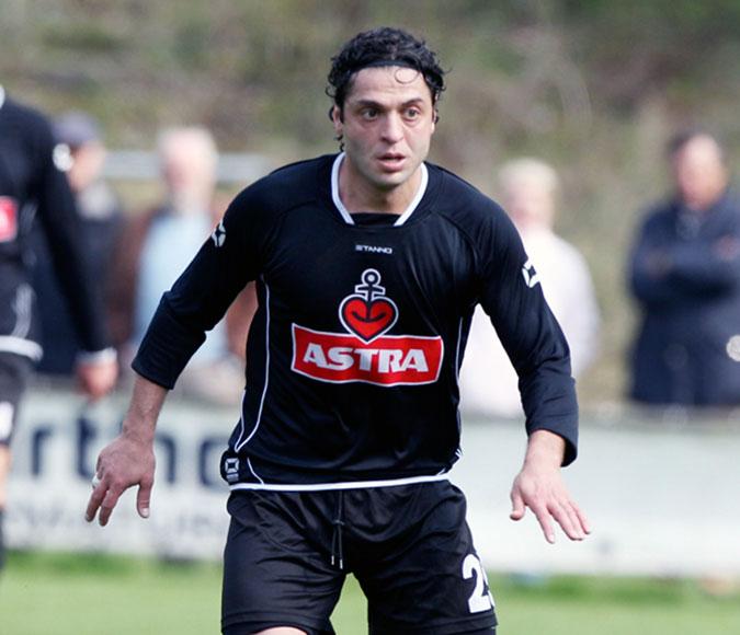 Tagesticker: Algan baut FC Sült