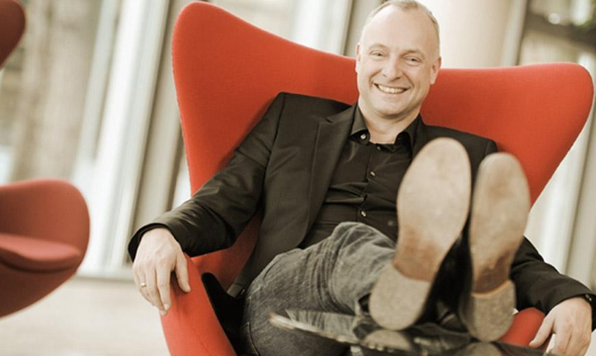 """Frank Buschmann im Interview: """"Da krieg ich Ausschlag"""""""