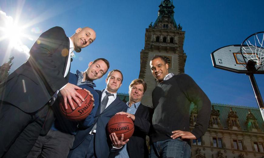 Basketball in Hamburg: Das Fundament steht