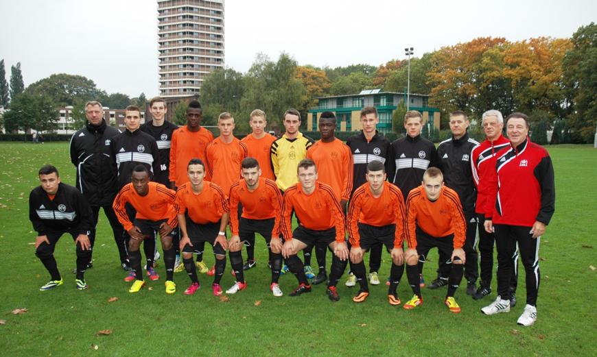 U18-Auswahl: Auftaktsieg in Duisburg
