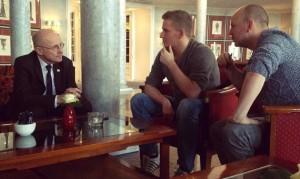 EXKLUSIV: Zum großen Interview mit Willi Lemke