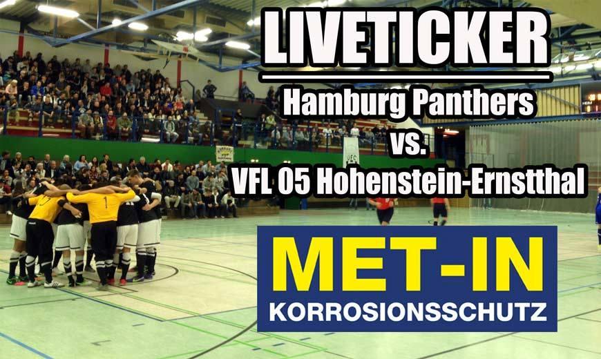 Futsal PanthersvsHohen