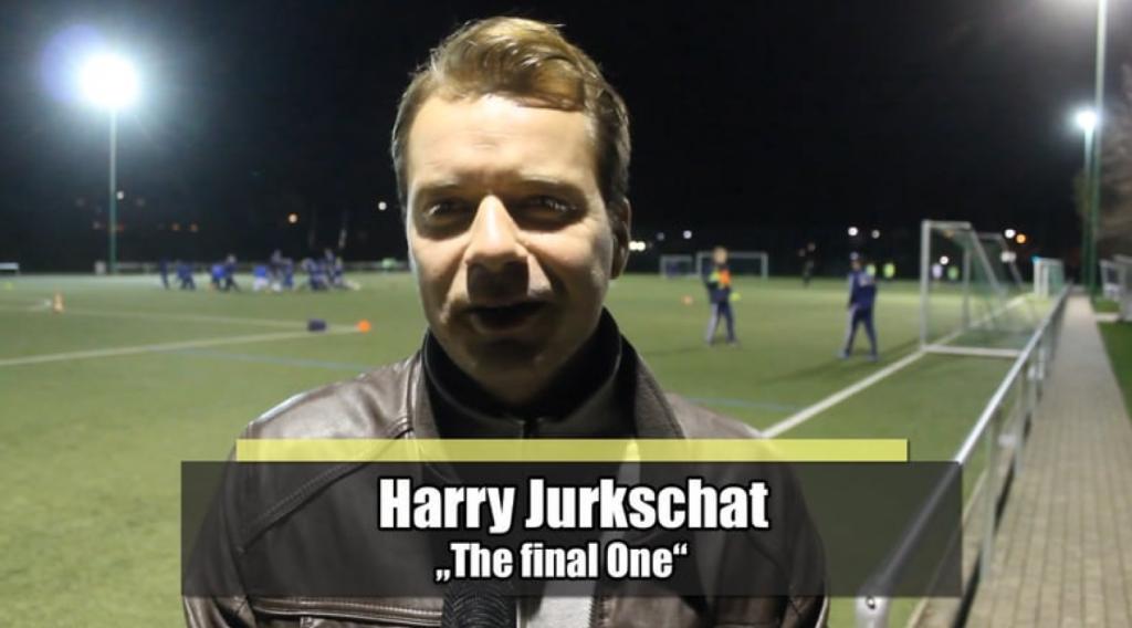 Harry Jurkschat zu Besuch beim Buxtehuder SV | Oberliga Hamburg | Video