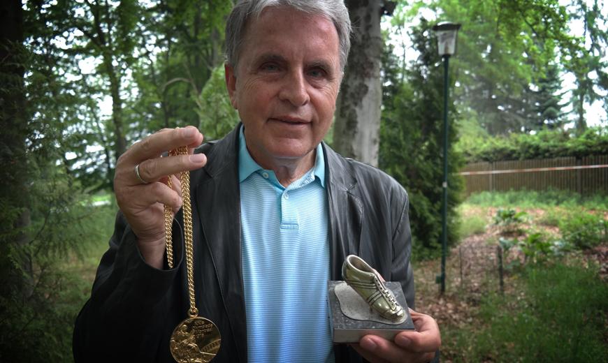 Jürgen Croy wird 70